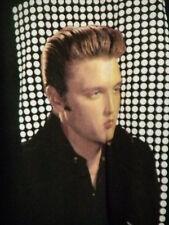 Elvis Presley Harrahs Casino Las Vegas Tee T Shirt XL young elvis photo on back