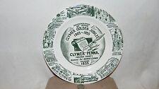 "10"" Clyimer Golden Jubilee Clymer Penna. Collectible Plate 1955 # L49"