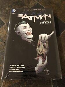 Batman: Endgame Vol. 9 Hardcover Graphic Novel