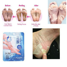 1Pair Baby Foot Peeling Mask Exfoliating Renew Dead Skin Cuticles Heel Feet Care