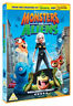 Monsters vs Aliens DVD Nuevo DVD (DSA1369)