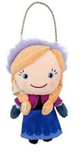 NEW Disney Store FROZEN Anna Soft Plush Coin Purse Bag NWT So cute!!