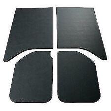DESIGN ENGINEERING INC 050160 Leather Look Headliner Black For Jeep Wrangler 2D
