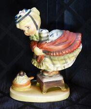 """Little Miss Muffett"", Lefton figurine, Vintage, with Original Label"