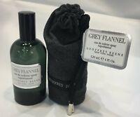 Grey Flannel Cologne for Men by Geoffrey Beene 4 oz Eau de Toilette Spray New