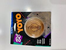 BC Yo-Yo Champion CLASSIC Natural Maple NEW Yo Yo ~ Vintage NOS Blister Pack