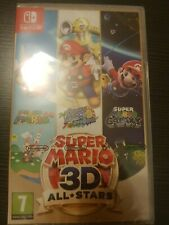 New listing Sealed & Cased - Super Mario 3D All-Stars