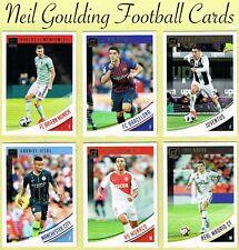 Panini DONRUSS SOCCER 2018-2019 ☆ Football Base Cards ☆ #1 to #87