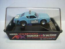 AURORA Rare AFX NOS New in Box Banded MATADOR TAXI  HTF BLUE  Model Motoring HO