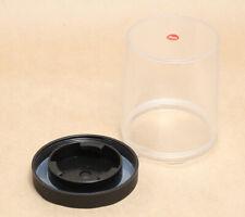 Leica Leitz objektivbox per un Leica R/SL-obiettivo 35,50,90 mm 70er anni (35)