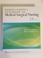 Brunner & Suddarth's Textbook of Medical-Surgical Nursing (Brunner and Suddarth'