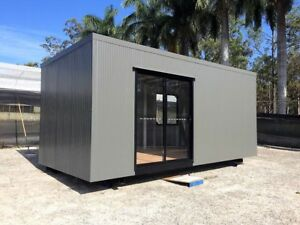 Tiny House - 9.8m2 DIY Instant Home - No Council Permit Required