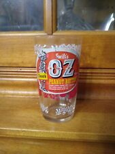 The Wizard of Oz Vintage 1950's Swift Peanut Butter Glass Tumbler