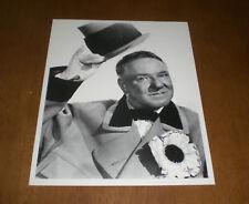 W. C. FIELDS B&W 8X10 PHOTO