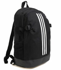 [Authentic] Adidas Power IV M Backpack (BR5864) Black Color Various Pockets AA_1