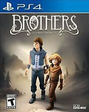 Brothers: A Tale of Two Sons - PlayStation 4 Opened And Unused