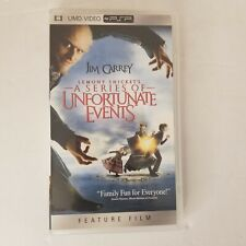 Lemony Snickets A Series of Unfortunate Events (Sony PSP UMD)