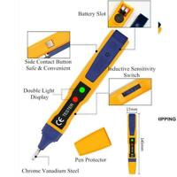 12-1000V LED Non-Contact AC Voltage Detector Pen Electric Live Wire Tester P6Q1