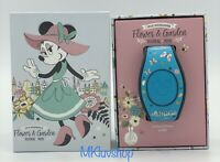 New Disney Parks EPCOT Flower & Garden 2020 Magic Band LE 2000 Minnie Mouse