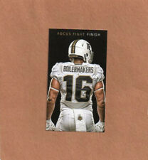 2016 Purdue Boilermakers Football Pocket Schedule