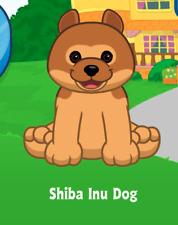 Webkinz Shiba Inu Dog Virtual Pet Adoption Code Only Messaged Webkinz Rare Cute!