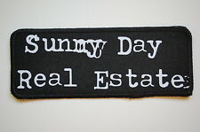 Sunny Day Real Estate (SP1139) Sewn Patch Rock Modest Mouse