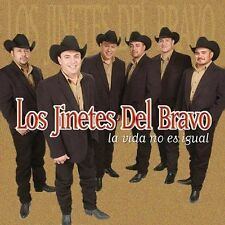 La Vida No Es Igual * by Los Jinetes (CD, Nov-2004, EMI Latin) NEW, SKU 4484