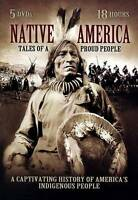 Native America: Tales of a Proud People (DVD, 2013, 5Disc Set) American Indian