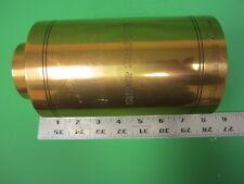 "Kollmorgen Super snaplite  BX 265 6 1/4 "" 1.9 70mm Cine Lens 4 inch Diameter"