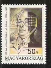 HUNGARY - 1998. Leo Szilárd, Physicist MNH!! Mi 4478.