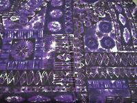 Concord Fabrics Kesslers Design Halloween BOO Fabric Fat Quarter  NEW