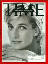 1997 Time Magazine: Princess Diana Commemorative Issue