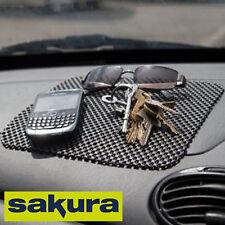 Sakura Anti Non-Slip Dash Mat 'Slide Sticky' Car Dashboard Grip Pad Size 22x20cm