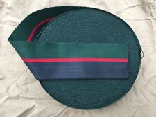 More details for original rhodesia regiment rhodesian army stable belt material - 1m or 1.5m udi