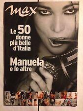LE 50 Donne Piu Belle D'ITALIA • Libro Fotografico • MAX