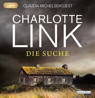 CLAUDIA MICHELSEN - DIE SUCHE (SA)  2 MP3 CD NEW