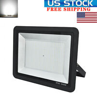 500W LED Flood Lights Floodlights Outdoor Yard Garden Security Lamp Cool White