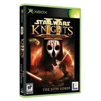 Star Wars Knights Of The Old Republic II: The Sith Lords For Xbox 3E