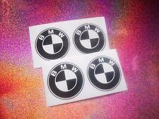 4X BMW LOGO DECALS STICKERS MPOWER PERFORMANCE STANCE MOTORSPORT Sticker/Decal