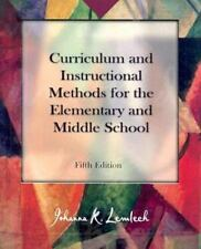 Curriculum and Instructional Methods for the Elementary and Middle School (5th
