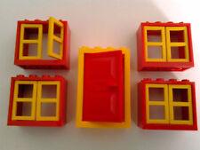 LEGO  DOOR AND WINDOWS SET
