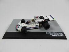 Formule 1 Brabham BT44B JC.Pace GP Brésil 1975 - 1/43 Altaya Voiture F1 707