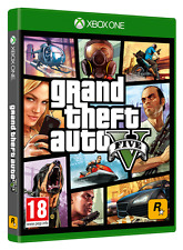 Grand Theft Auto GTA V 5 *Xbox One* Brand New Sealed UK Game