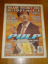MELODY MAKER 1995 MAY 27 PULP STONE TEMPLE PILOTS