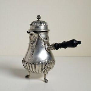 Russian Antique 18-19 century Little Silver Chocolate or Coffee Pot : Buch