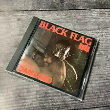 Black Flag Damaged CD SST Records CD 007 ORIGINAL 1981