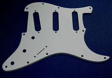 Fender Jimi Hendrix Stratocaster Strat PICKGUARD Guitar Reverse Bridge