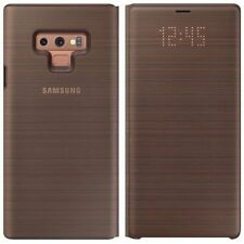 Samsung Ef-nn960paegww LED View Note 9 ? marron