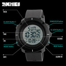 KMEI Watch Men Military Sports Watches 50M Waterproof LED Digital Wristwatches