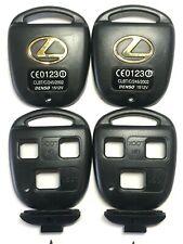 2 3B Lexus Remote Head Shell Case Repair Kit  NO LOCKSMITH NEEDED